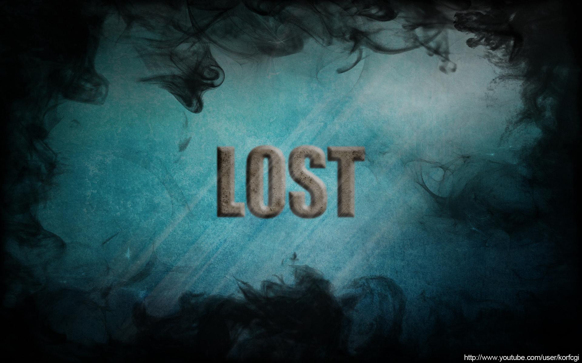 Lost wallpaper by KorfCGI on DeviantArt