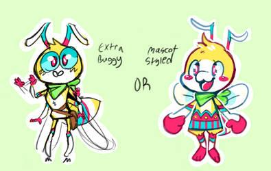 Buggy Friend by MightbeBianca