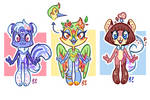 [Closed] Forest Friends Adopts!