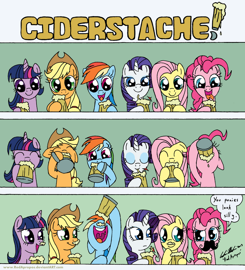 Ciderstache by RedApropos