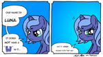 Woona Takes Issue