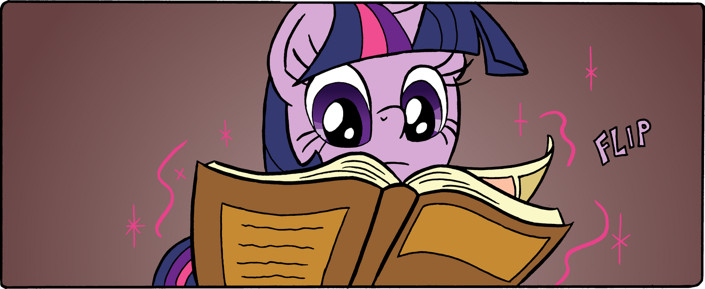 Doing some reading. by RedApropos