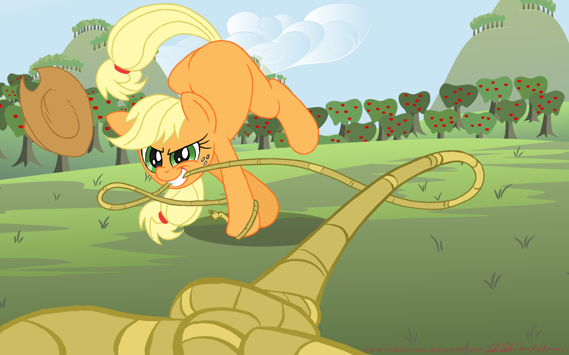 Lasso Tricks by RedApropos