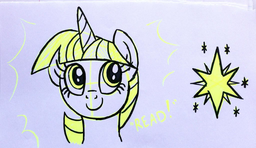 Marker Sketch Twi by RedApropos