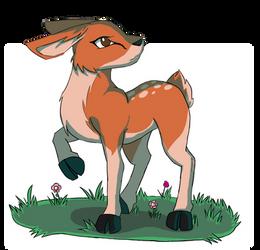 AT: Little deer by Coconut-Jaguar
