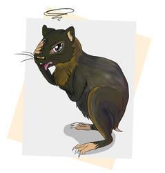 Urgh, I am not feeling so good.. by Coconut-Jaguar
