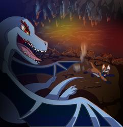 Boss Battle -Speedpaint- by Coconut-Jaguar