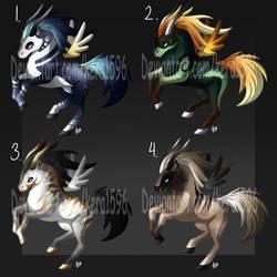 Pony Adoptable Auction (OPEN)