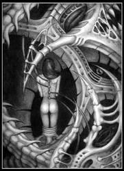 Biomechanic II. by mooninthescorpio