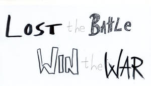 Lost the Battle-Win the War [Paramore-NOW] by MidLangley