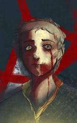 dead eyes by MidLangley