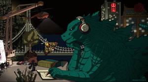 Lofi Hip Hop Beats to Destroy and Skreeonk to