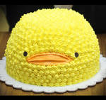 Hibird Cake