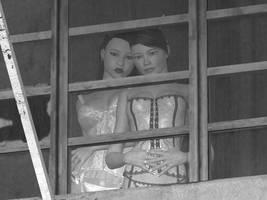 Saigon Prostitutes 1965 by Asymptotic-Aardvark
