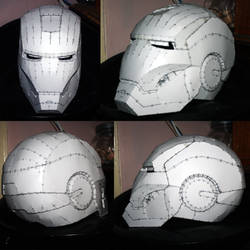 My Iron Man Pep Model