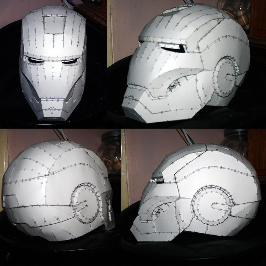 My Iron Man Pep Model by roxyms