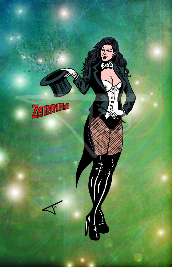 zatanna dc wallpaper - photo #19