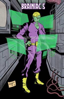 198 Brainiac 5