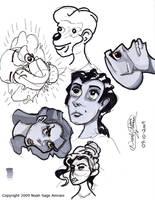 Sketchbook 09-10-2009 by Sageous