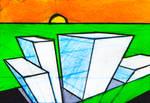 Perspective - Exterior 01