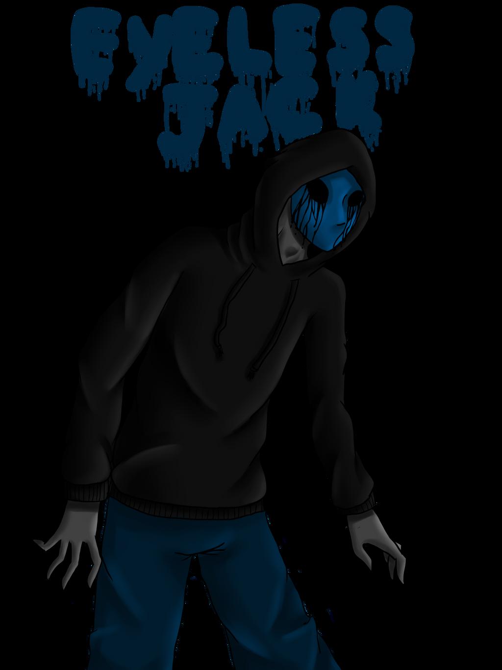 Eyeless Jack by Lunastar121