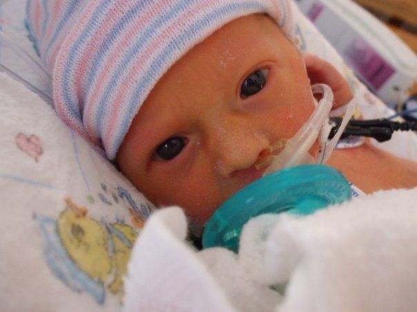 Premature Baby Care At Home
