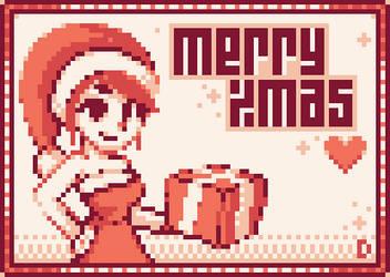 Merry Xmas 2014-2015 by Davitsu