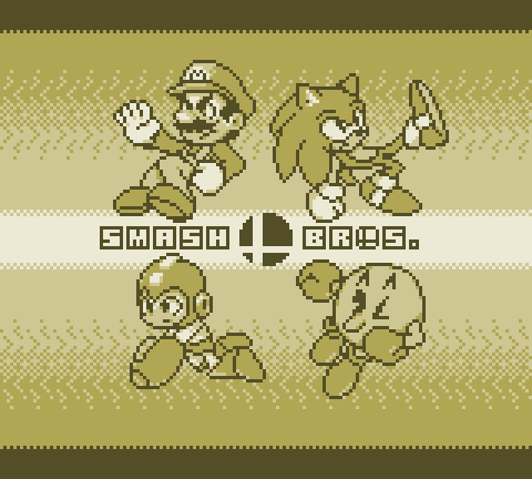 Super Smash Bros. for Game Boy by Davitsu