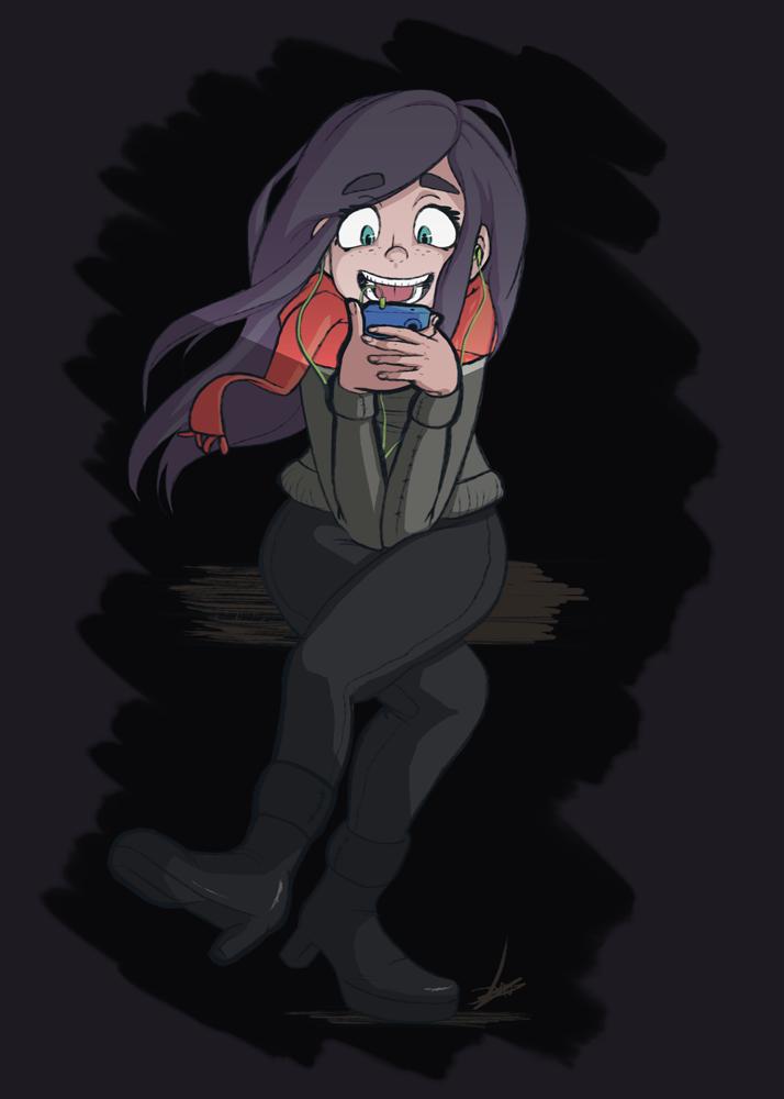 Smartgirl by Davitsu