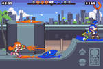 Splatoon Advance Mockup
