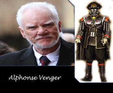 Alphonse Venger by TeiOuja
