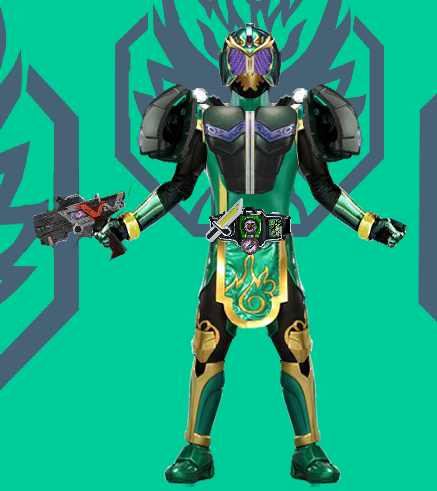 kamen rider ryugen joker arms by teiouja on deviantart