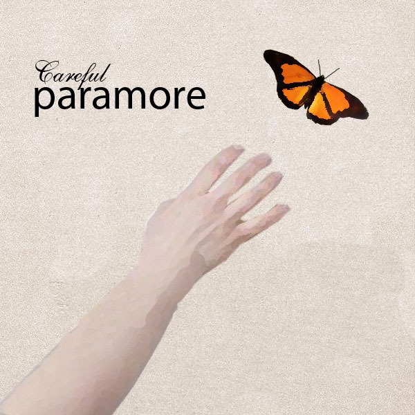 Careful Paramore Album Careful Paramore by
