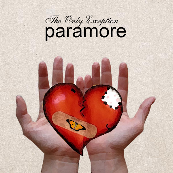 The Only Exception - Paramore by Bobina-L-Buttercup on ... Paramore The Only Exception