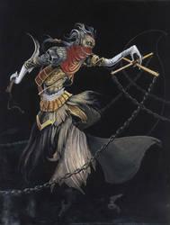 Loki by Trishkell