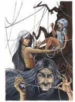 Nornes by Trishkell