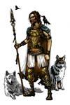 Odin, 2nd version...