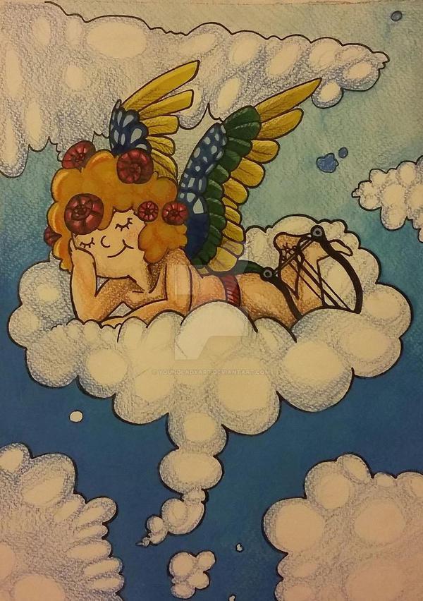 Angel by YoungLadyArt