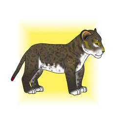 Majivu-Lion