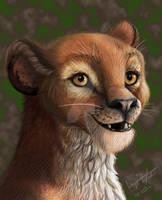 Rani-Lion Guard (Fur version)