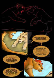 Comic: The Return of Scar - Volume 1 Part 3 by YoungLadyArt