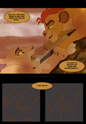 Comic: The Return of Scar - Volume 1 Part 4 by YoungLadyArt