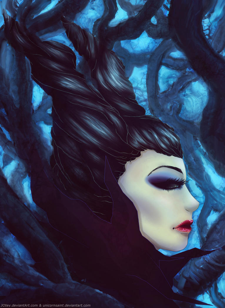 Maleficent by JOtey