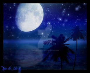 Oceanic Moon