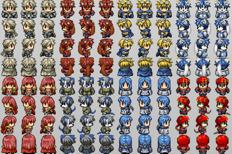 Project Fury- sprites by MMan222 on DeviantArt
