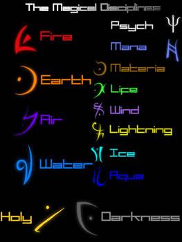 The Magical Runes