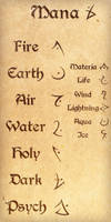 Mana runes V2