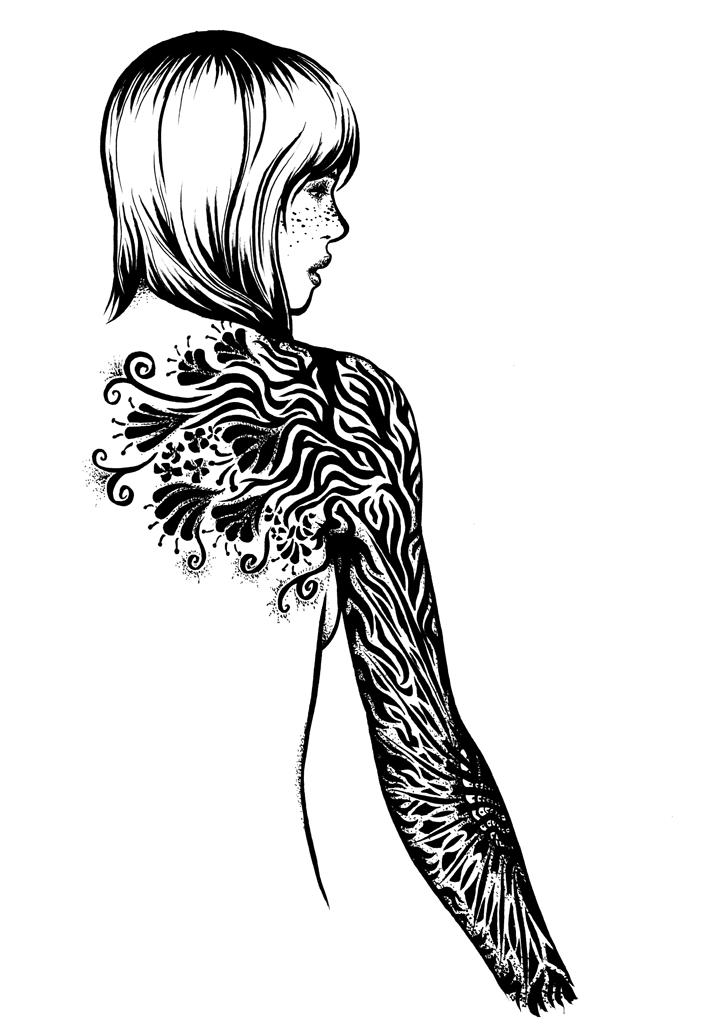 Miami Ink Tattoo Designs Cross