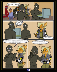BombSquad Episode 1: Money In The Bank Pg 4.