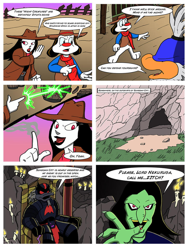 Dogstar: Chapter 6 - Page 15 by BVW